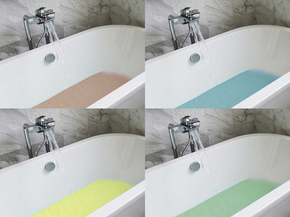 Bath Bomb results