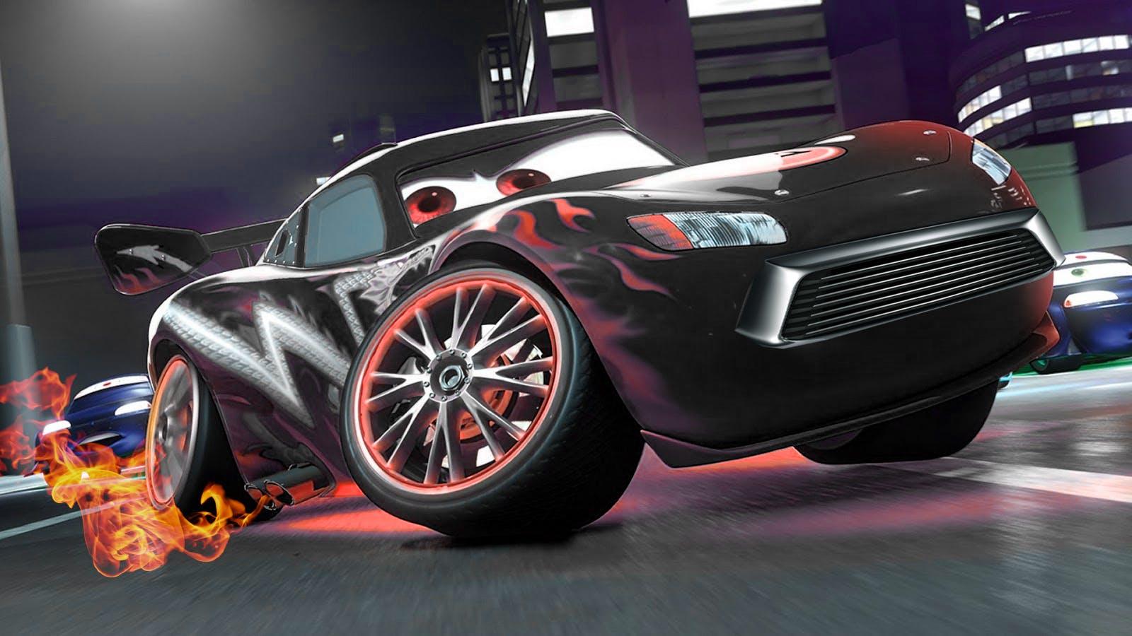 Evil Lightning McQueen