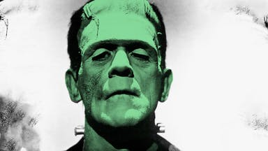 Frankenstein is actually the name of the scientist