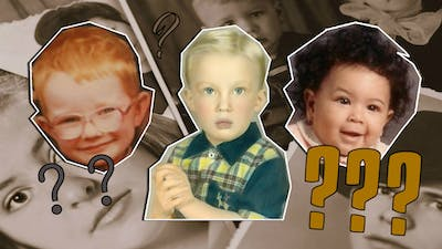 Trivia Quiz: Guess the Celebrity Baby | Celebrity Quiz