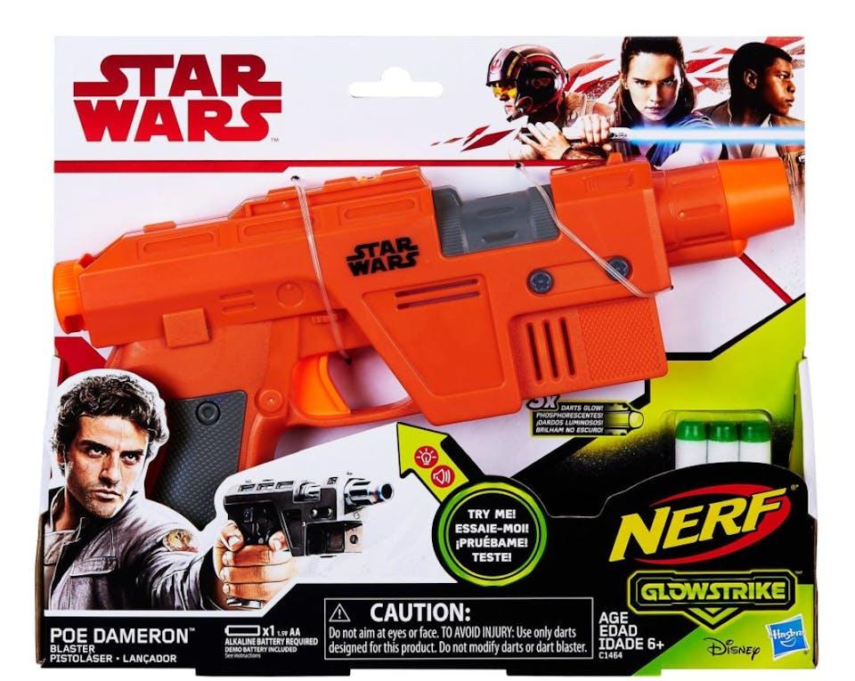 Poe Dameron's blaster pistol