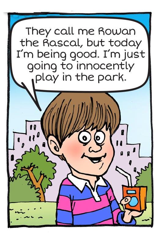 Rowan the Rascal