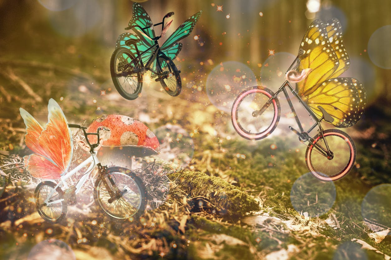 Pixie Bikes