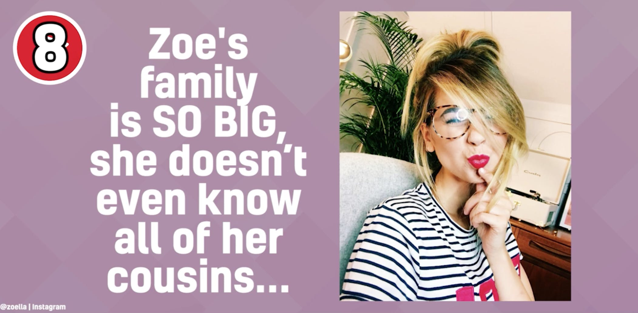Zoella, YouTube beauty vlogger