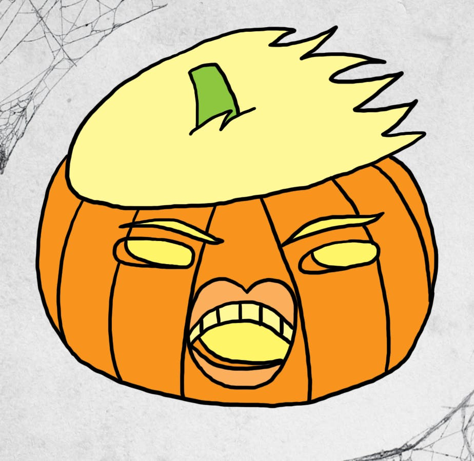 Trumpkin is an orange abomination