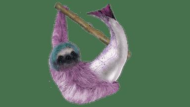 Mermaid Sloth