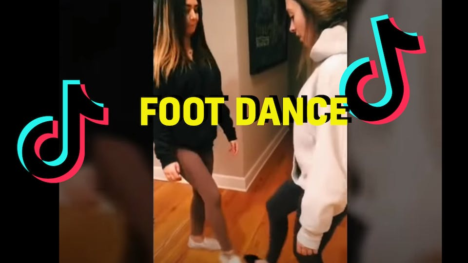 Foot dance thumbnail
