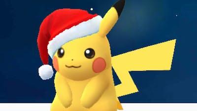 Christmas Pikachu.Santa Hat Pikachu Apps Gaming News Christmas On Beano Com