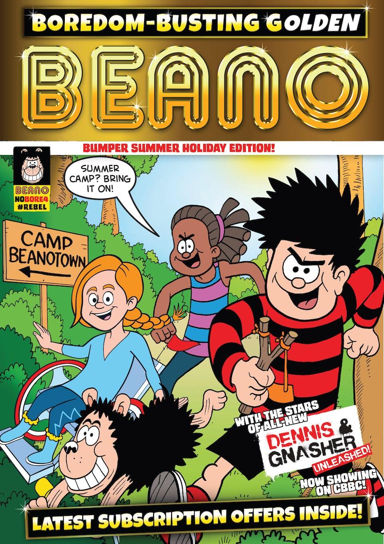 Golden Beano Issue 4