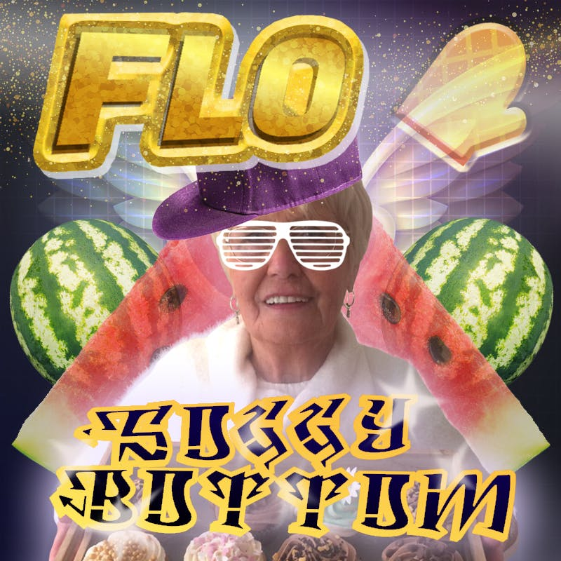 Flo's album art
