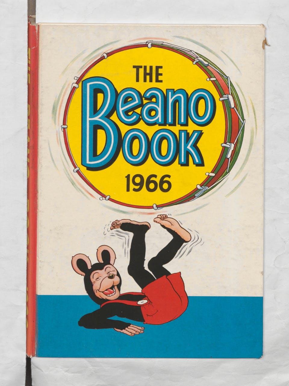 Biffo - Beano Book 1966