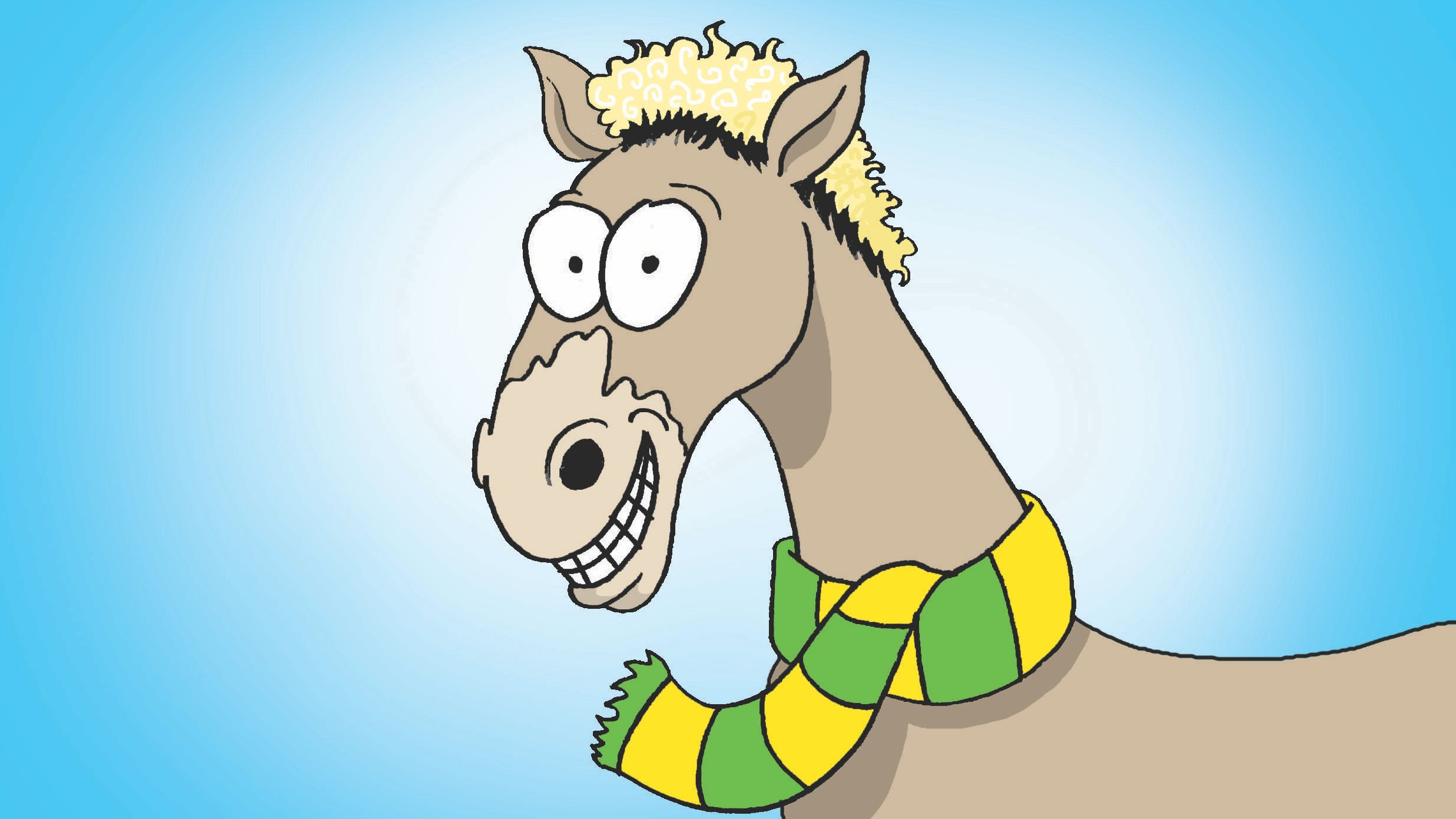 Who was the horse's favourite footballer? - It's Neymar NEIGH-mar!