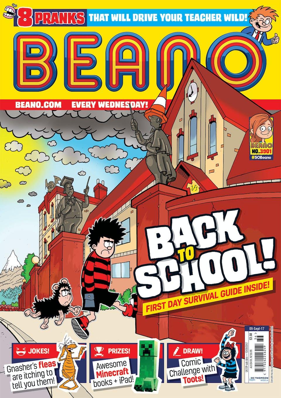 Beano No. 3901