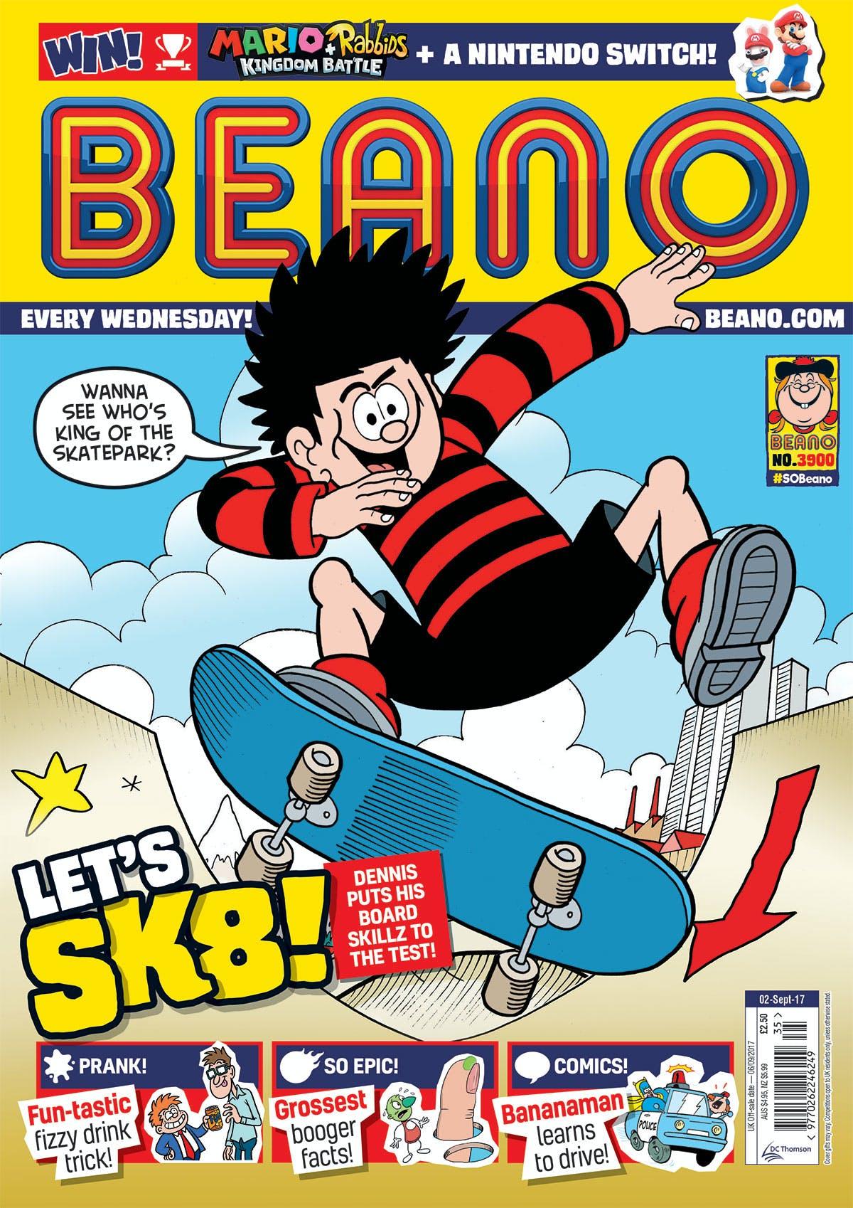 Beano No. 3900