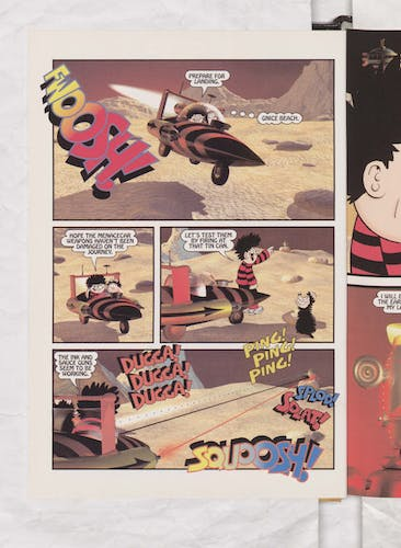Dennis the Menace in Robot Rumble - Page 3