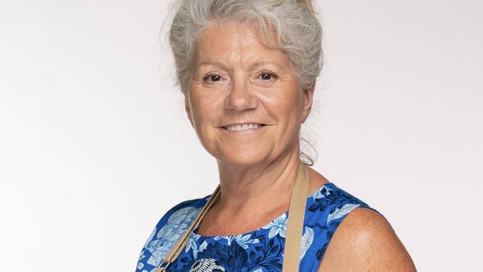 Great British Bake Off contestant Linda