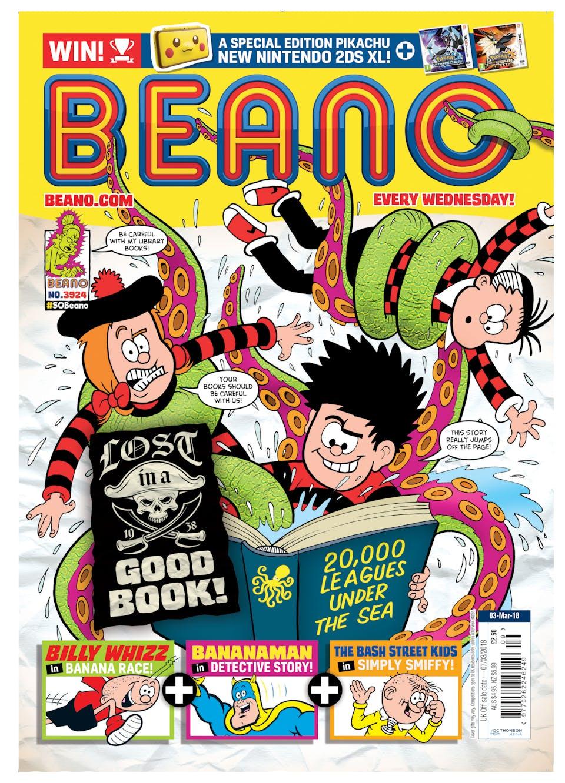 Beano Issue 3924