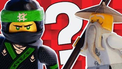 The Ultimate Lego Ninjago Quiz   Trivia Quiz