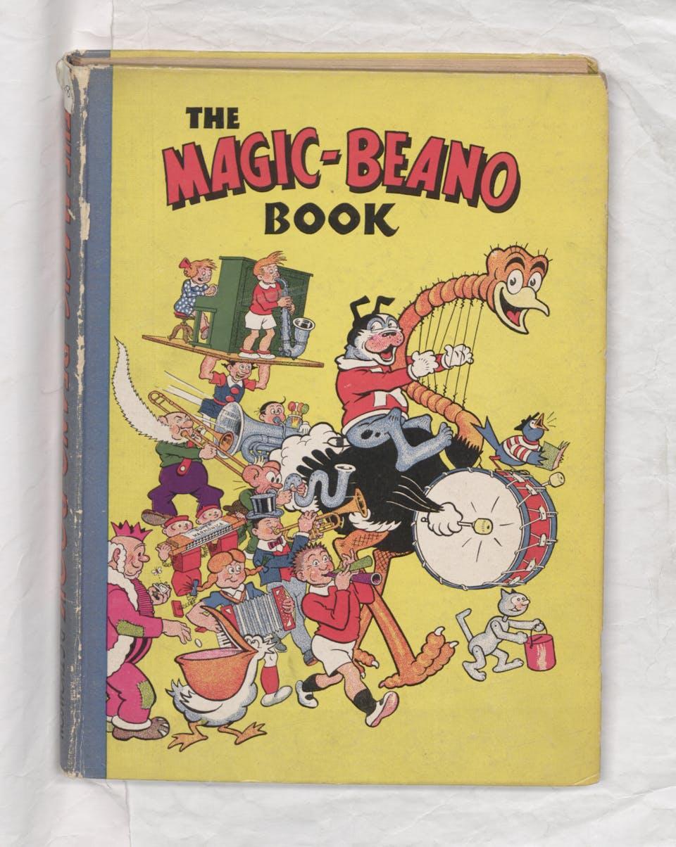 1948 Magic-Beano Book - Annual Cover