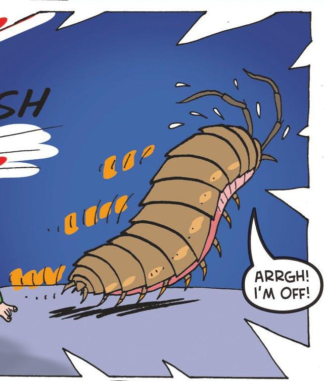 Mega-Gnasher to the rescue!
