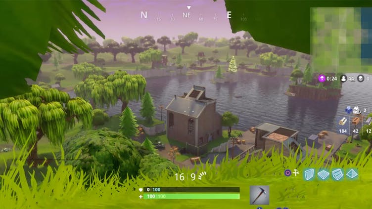 which map segment does this building appear in top tip if you re having a hard time in fortnite try reading our list of top tips for base building - buzzfeed fortnite quiz