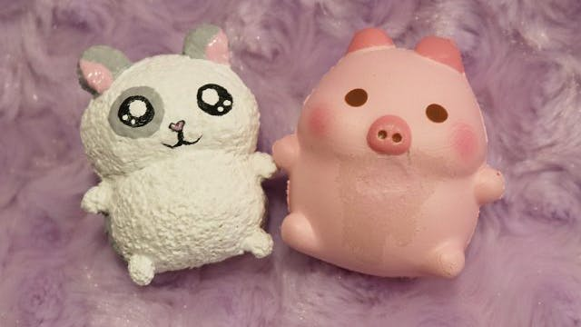 Want To Know How To Make Your Own Squishies?   Squishes  