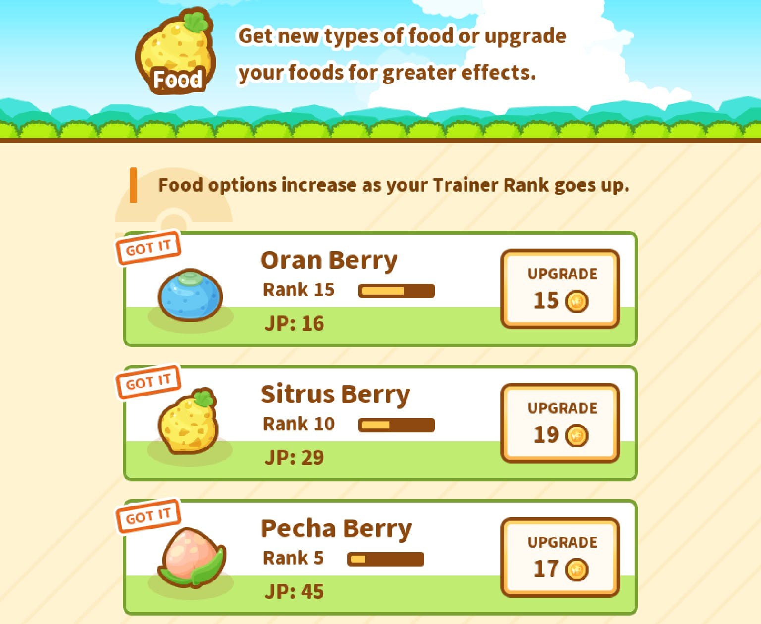 Level up your berries!