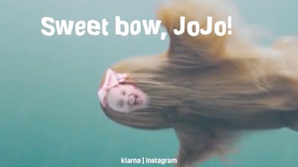 YouTuber JoJo Siwa
