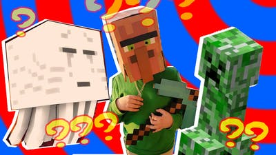 The Ultimate Minecraft Quiz | Minecraft Trivia | Beano com