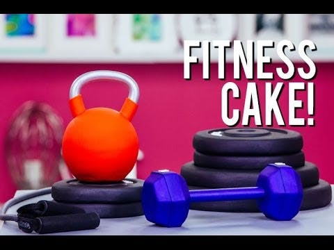 Fitness Cake by How to Cake It