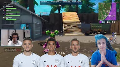 Fortnite Football twitch