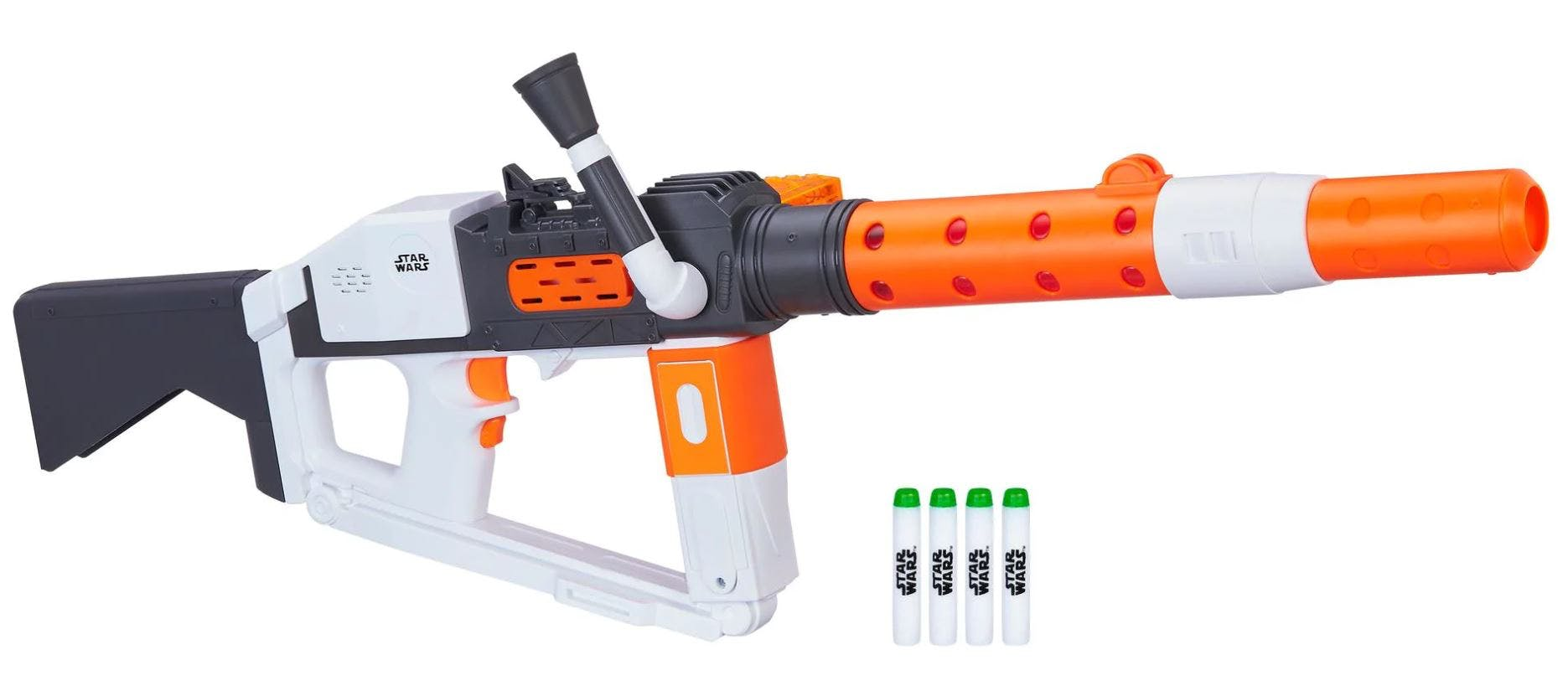 Heavy Stormtrooper NERF Rifle