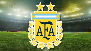Argentina football badge