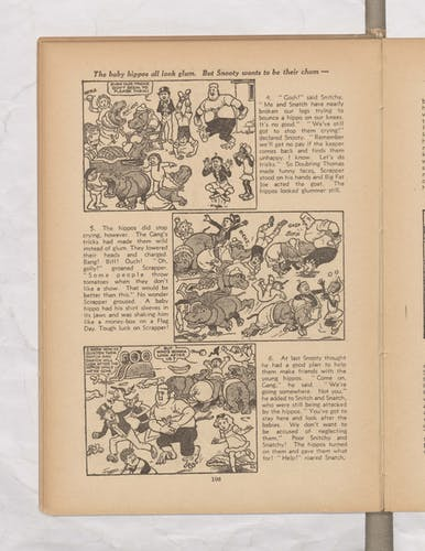 Lord Snooty Beano Book 1954 Annual
