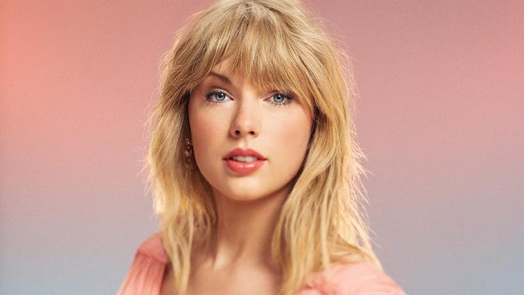 A portrait of Taylor Swift
