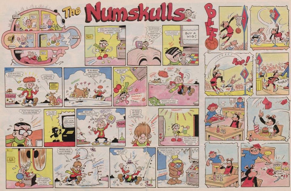 Numskulls 1995