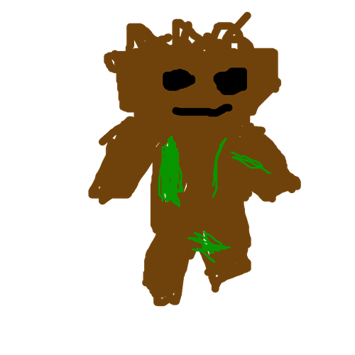 How To Draw Baby Groot Step By Step Drawing Beano Com