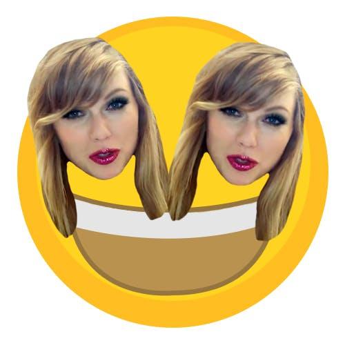 taylor eyes emoji