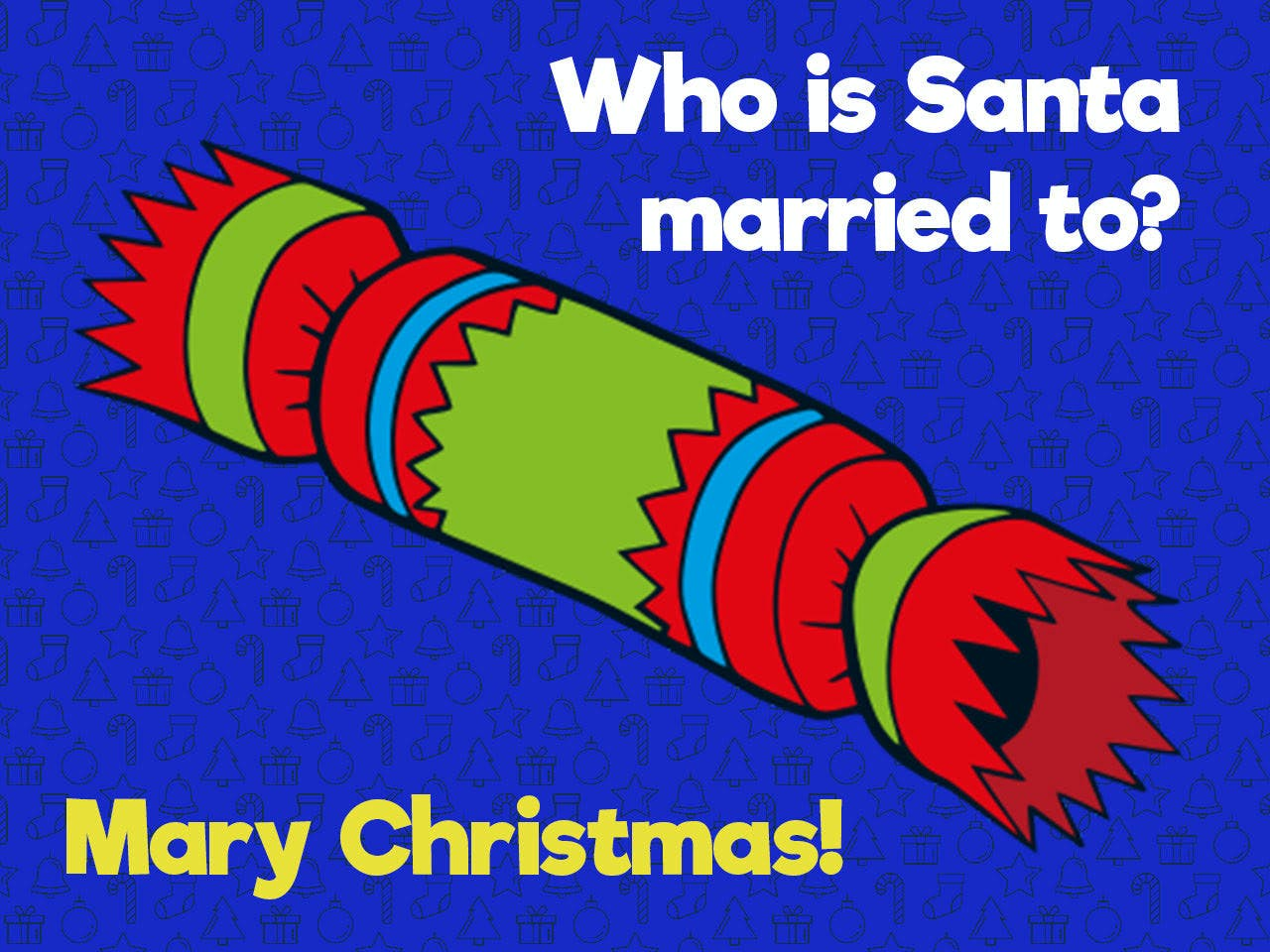 Mary Christmas Joke