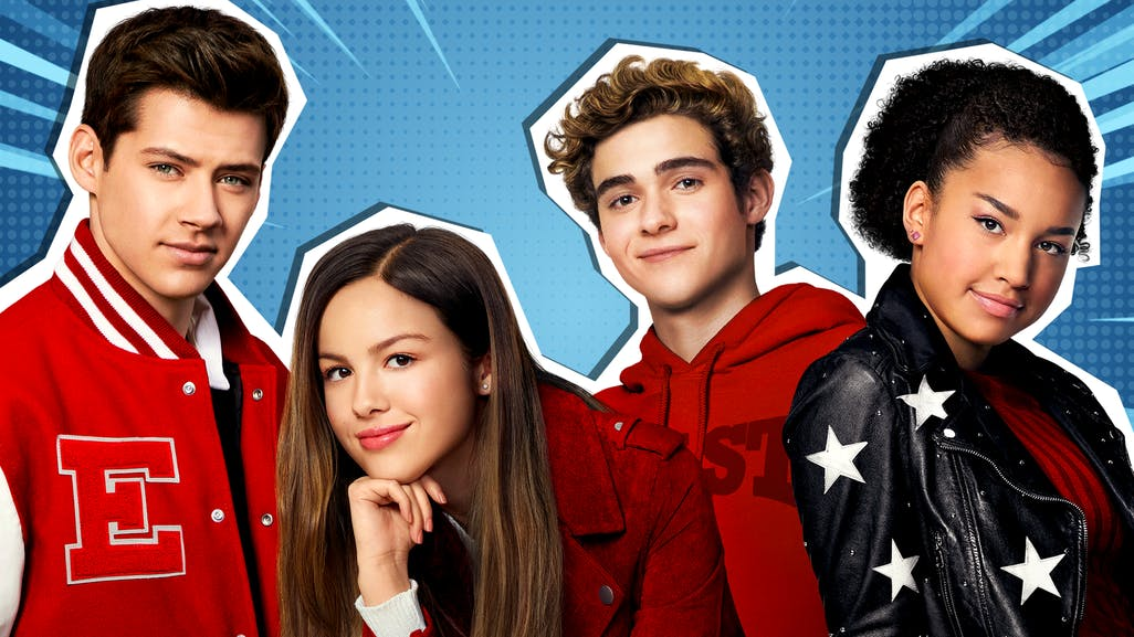 Which High School Musical The Series Character Are You High