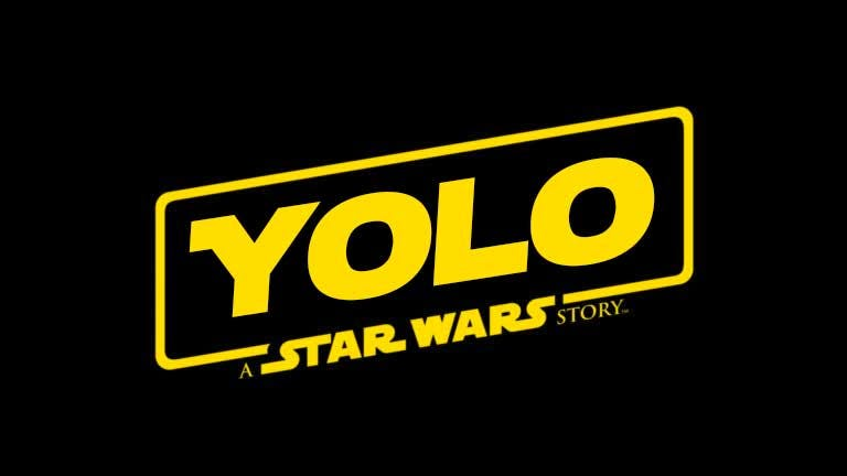 Yolo: A Star Wars Story