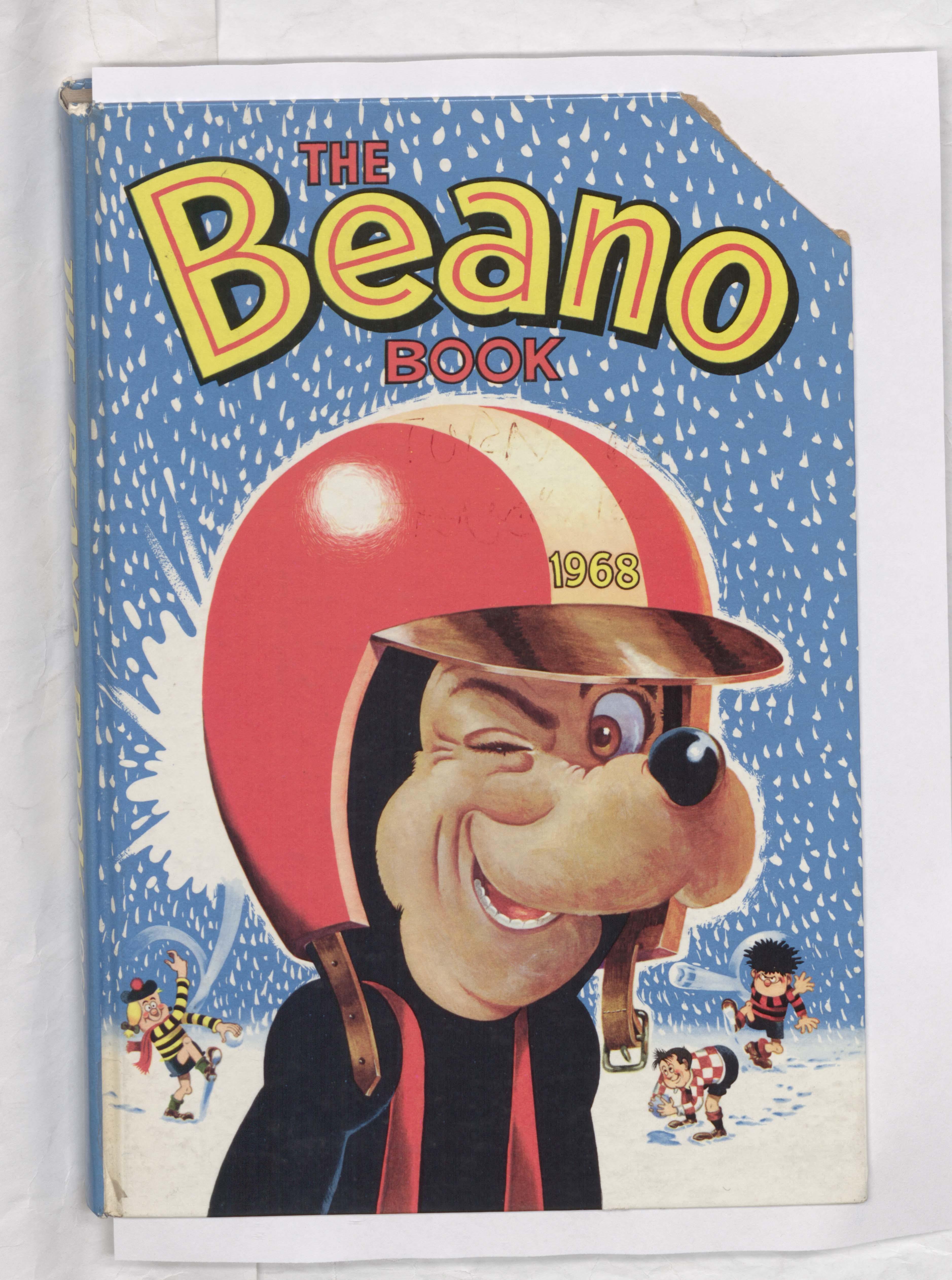 Beano Annual 1968