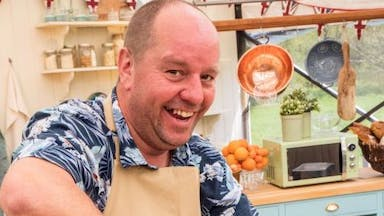 Great British Bake Off contestant Jon