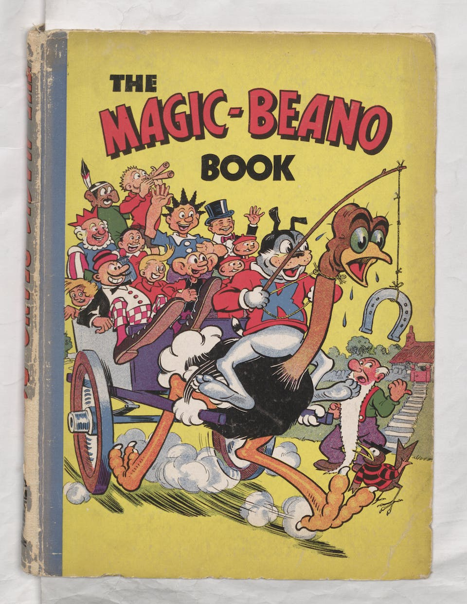 1946 Magic-Beano Book - Annual Cover