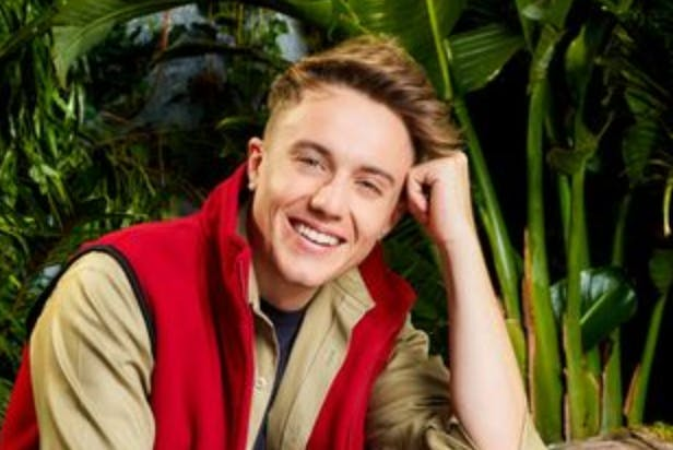 Roman Kemp on ITV's I'm a Celebrity, Get Me Out of Here!
