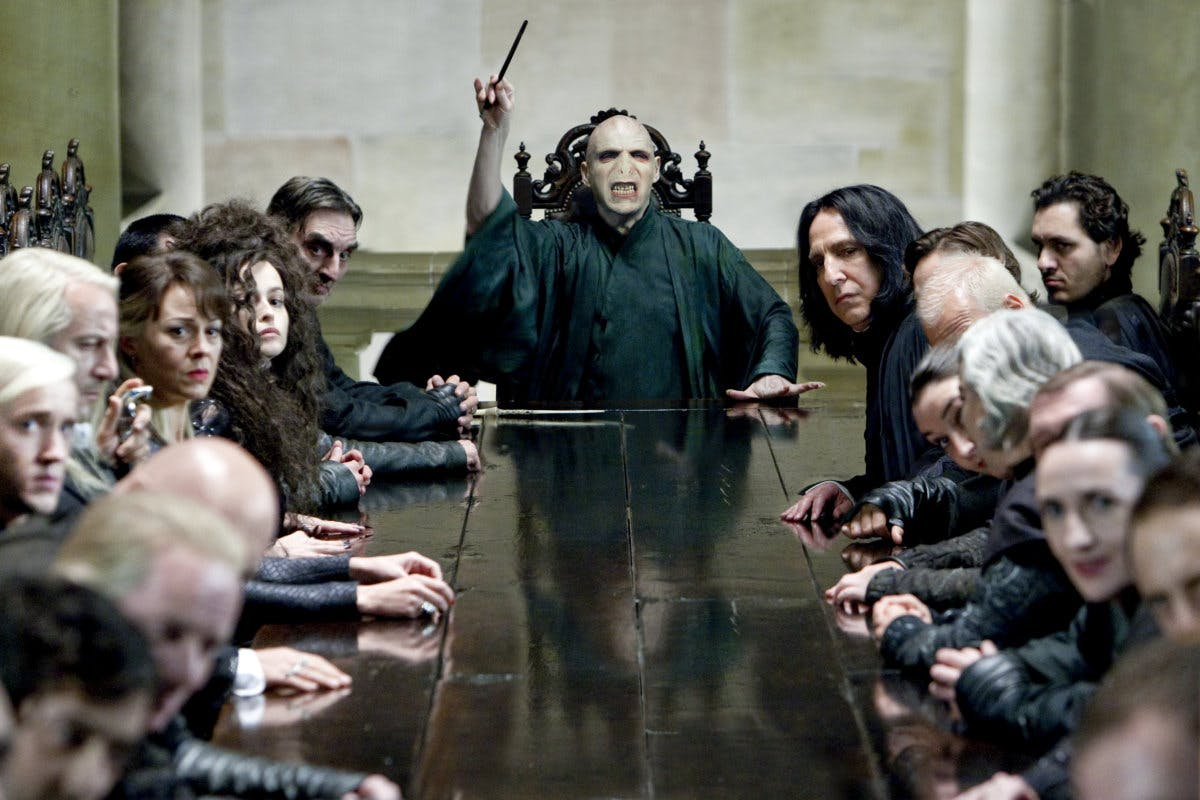 Voldemort's Death Eaters