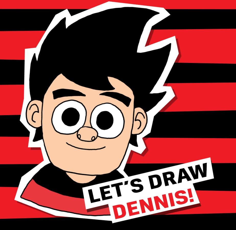 Let's Draw Dennis