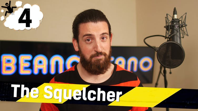 Make a fart sound - the squelcher