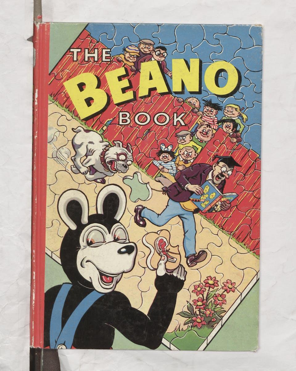 Beano Book 1960 Annual