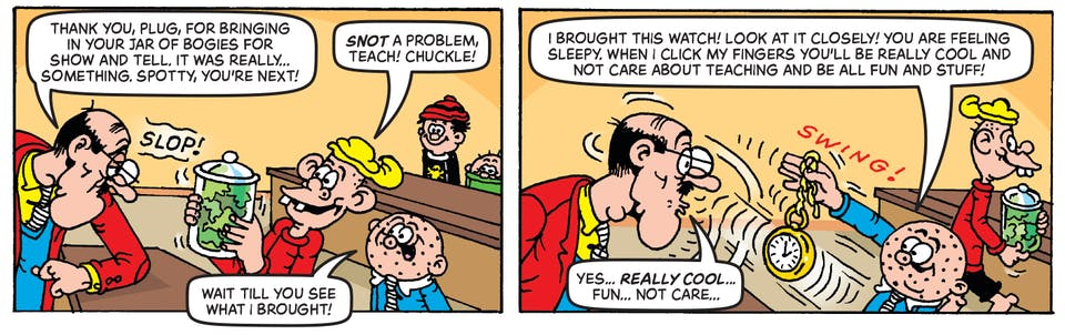 Inside Beano 4010 - Bash Street Kids
